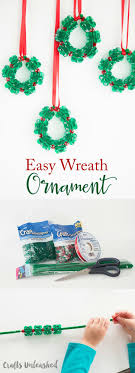 Crafty Inspiration Children S Christmas Ornaments Simple Design ...