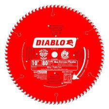 diablo 7 1 4 in x 56 teeth laminate non ferrous metal cutting blade d0756n the home depot