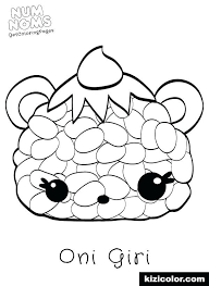 How To Draw Num Noms Print This Coloring Page Num Noms Pages Free
