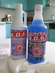 rog3 for cleaning fiberglass