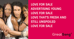 <b>Love</b> For Sale Paroles – <b>BONEY M</b>. – GreatSong