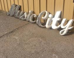 Nashville Sign Decor Nashville sign Etsy 11
