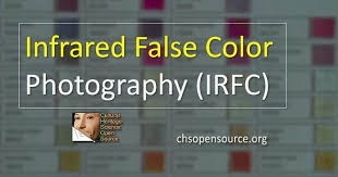 Infrared False Color Photography Irfc Cultural Heritage