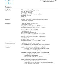 Totally Free Resume Builder And Download Simply Totally Free Resume Template Download Classy Resume Builder 53