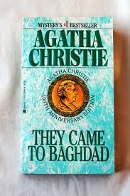 items similar to vine agatha christie they came to baghdad on etsy