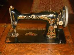 Singer Old Sewing Machine