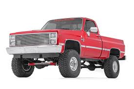 4in Suspension Lift Kit for 77-91 Chevy / GMC 4wd 1500 Pickup ...