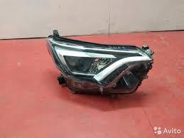 <b>Фара передняя</b> правая Toyota Rav4 CA40 <b>LED</b> купить в Курской ...