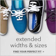 Keds Shoe Width Size Chart Womens Wide Width Sneakers Keds