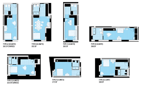 micro apartments floor plans.  Floor Typical Upper Floor Plan U2013 Click For Larger Image My Micro NY Apartment  Building By NArchitects Inside Apartments Floor Plans S