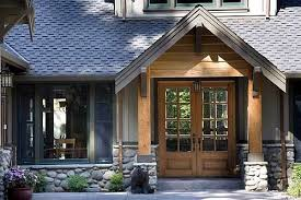northwest lodge style home plans. plan 6975am: lodge style retreat | craftsman houses, and northwest home plans n