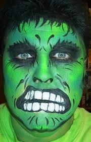cute hulk makeup