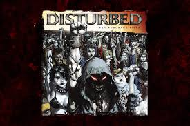 14 Years Ago: <b>Disturbed</b> Release '<b>Ten Thousand</b> Fists'
