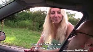Fucking A Kinky Blonde Zazie Skymm In POV PornDope