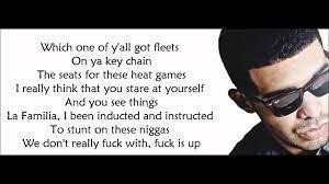 Drake Aston Martin Music Verse Lyrics Video Youtube
