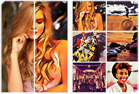 prisma app converts selfies and photos into artistic paintings
