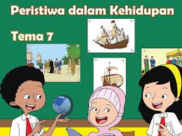 Kunci jawaban tematik kelas 4. Kunci Jawaban Tema 7 Kelas 5 Peristiwa Dalam Kehidupan Halaman 99 Ilmusosial Id