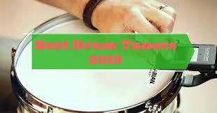 Top 4 Best Drum Tuner 2019 Top Drum Gear
