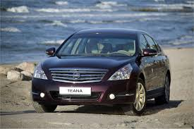 Nissan Teana in India, Nissan Teana Review, Nissan Teana price in ...