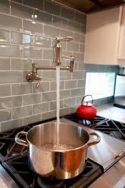 Kitchen Stove Vent Best 25 Pot Filler Ideas On Pinterest Pot Filler Faucet Tile
