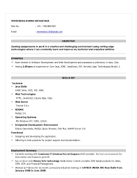 ... Gorgeous Java Developer Resume Sample 12 Free ...