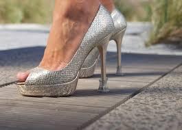 outdoor wedding shoes. Outdoor Wedding Shoes Heels at Outdoor Weddings Bridal Banter Blog