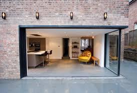 Glass Sliding Walls Slim Framed Sliding Doors To Residential Refurbishment Iq Glass News