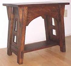 tables and tabourets