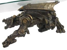 most recently released dragon coffee tables pertaining to steampunk coffee table excellent 6 steampunk dragon coffee