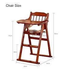dining chairs baby dining chair china brand hope baby high chair type solid wooden baby