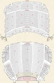 Elegant As Well As Lovely Boston Ballet Seating Chart