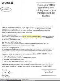 New Chase Bank 30 000 Cash Back Seller Incentives For Short Sales
