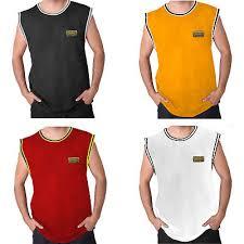 Men's Kingsize Mesh Cool Vest Sport Weightlifting Tank Top ...