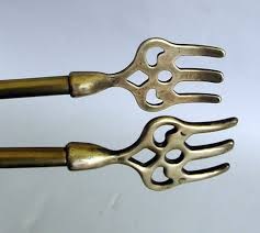 Fireplace Antique Store  Fireplaces Andirons Antique Brass And MoreFireplace Tongs