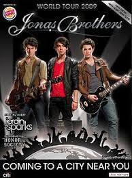 Jonas Brothers World Tour 2009 Wikivisually