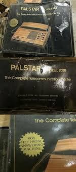 motorola smartphones atandamp t. answering machines: vtg palstar 8301 cassette tape machine vox record a call telecom - motorola smartphones atandamp t
