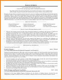 Dod Resume Template Executive Secretary Resume Sample Free Assistant Pdf Samples 35