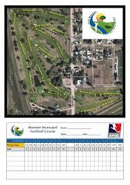 Footgolf Course Design Mandan Golf Footgolf Mandan Parks And Recreation