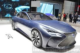 2018 lexus fc. fine lexus lexus lffc front three quarter concept at the 2016 geneva motor show throughout 2018 lexus fc