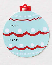 30 Holiday Gift Tags, Labels, and Clip-Art You Can Use Right Now   Martha  Stewart