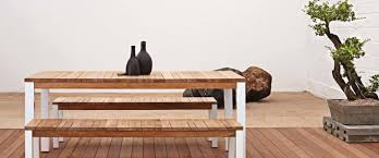 garden dining table with benches. mazz_dining_table-mazz_bench. mazzamiz outdoor table and benches garden dining with a
