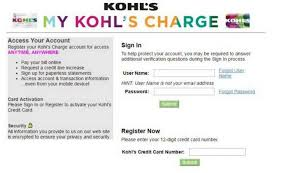 Asking For Credit Line Increase Mykohlscharge New Kohls Credit Card Login Update 2019
