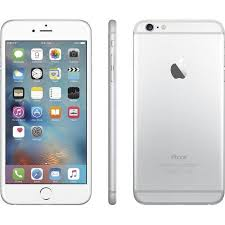 iphone refurbished. apple iphone 6 plus 16gb refurbished smartphone, silver iphone c
