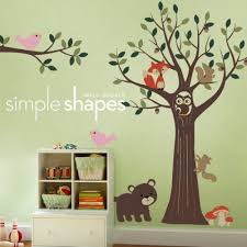 kids nursery room wall decal 500x500
