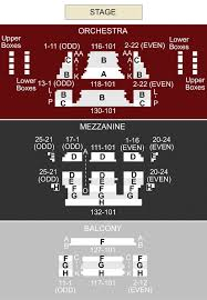 Emerson Majestic Seating Chart Surprising The Majestic Seating Chart Majestic Theatre San