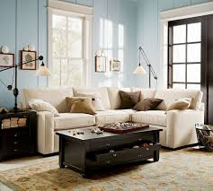 Furniture Magnificent Pottery Barn Turner Leather Sofa Reviews