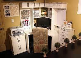 Furniture : Alluring Corner Desk Work Space Ideas In Small Space ...