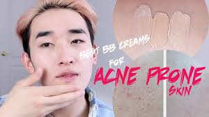 best bb cream for acne skin and clogged pores ivan lam