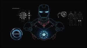Iron Man Jarvis Animated Wallpaper (60+ ...