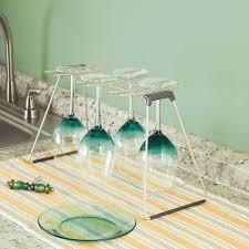 interdesign glass drying rack